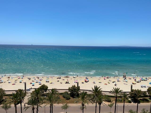 Playa de Palma a 10 min en coche
