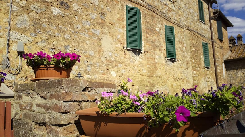 Traditional home in Tuscany - long term