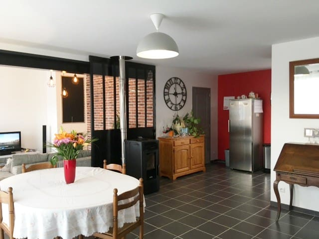 Maison récente 90m2 entre Saintes et Royan