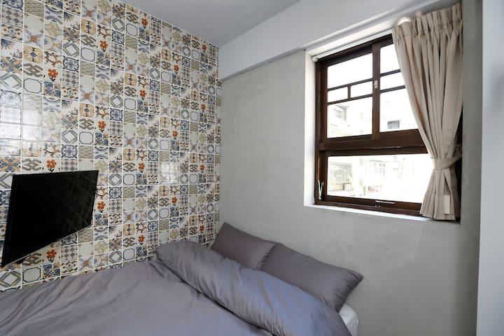 Taipei Dongmen Cozy room---Ke Zuo 202
