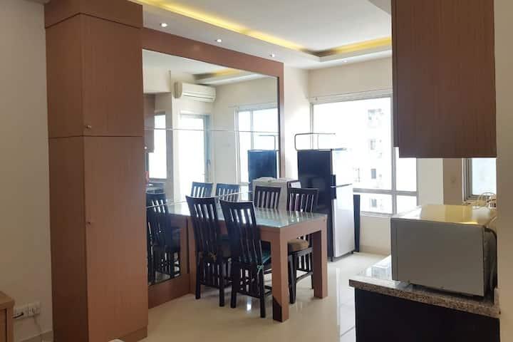 Sudirman Park Apartment Disc 50% for 1 Month Rent!