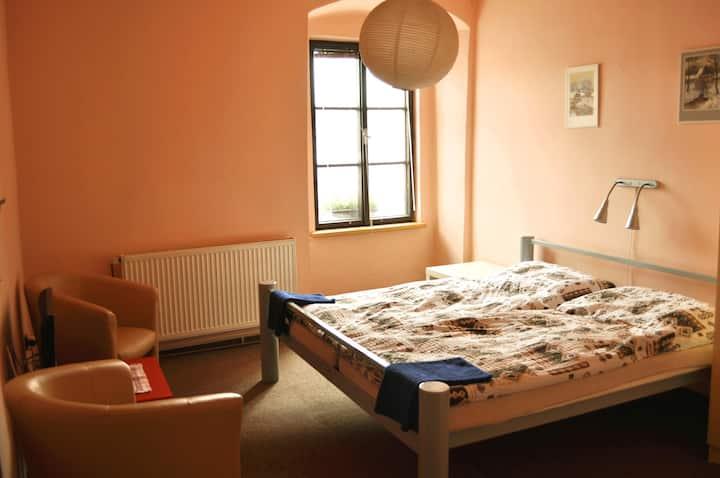 Třílůžkový pokoj v Sedlici