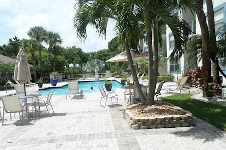 Relax One bedroom apartment - West Palm Beach