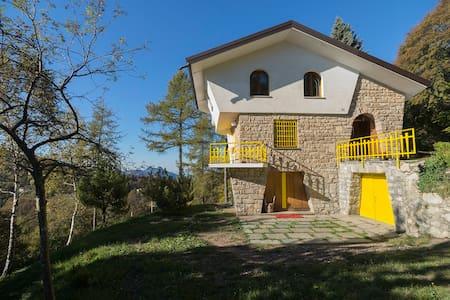 Villa Amarita un balcone su Lecco - Lecco - Casa de campo