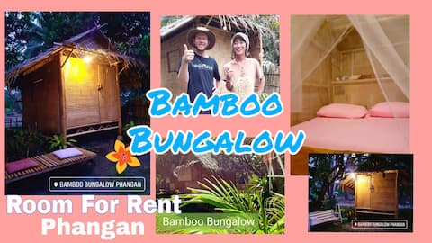 Bamboo Bungalow Baan Tai Phangan