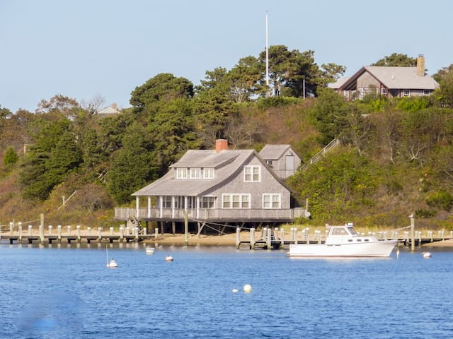 Boathouse-Stunning One-of-A-Kind - Edgartown - Casa