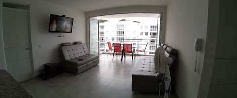 Apartamento para descanso en Girardot  Sin Piscina