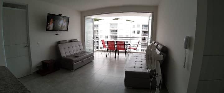 Apartamento para descanso en Girardot