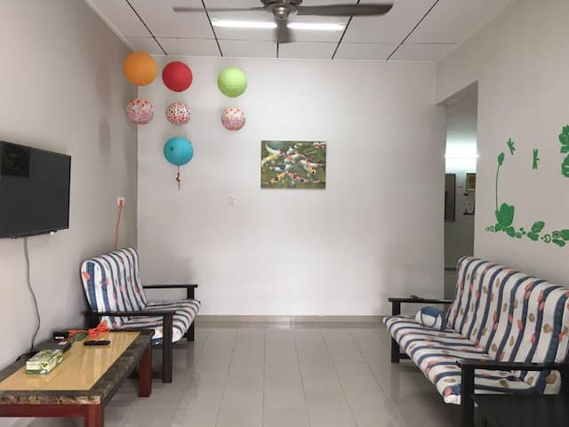 Cozy Stazy Homestay - Melaka - Dom