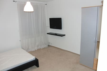 Mini-Appartement inkl. Stellplatz in Innenstadt - Herborn - Apartment