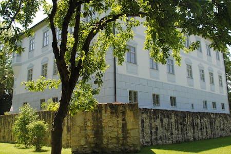 """Schloss Hofstetten """"Bischof-Suite"""""""