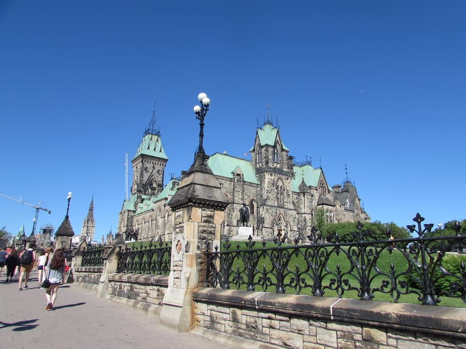 Inside Parliament Hill FREE Tickets to the Parliament  Hill... Go early