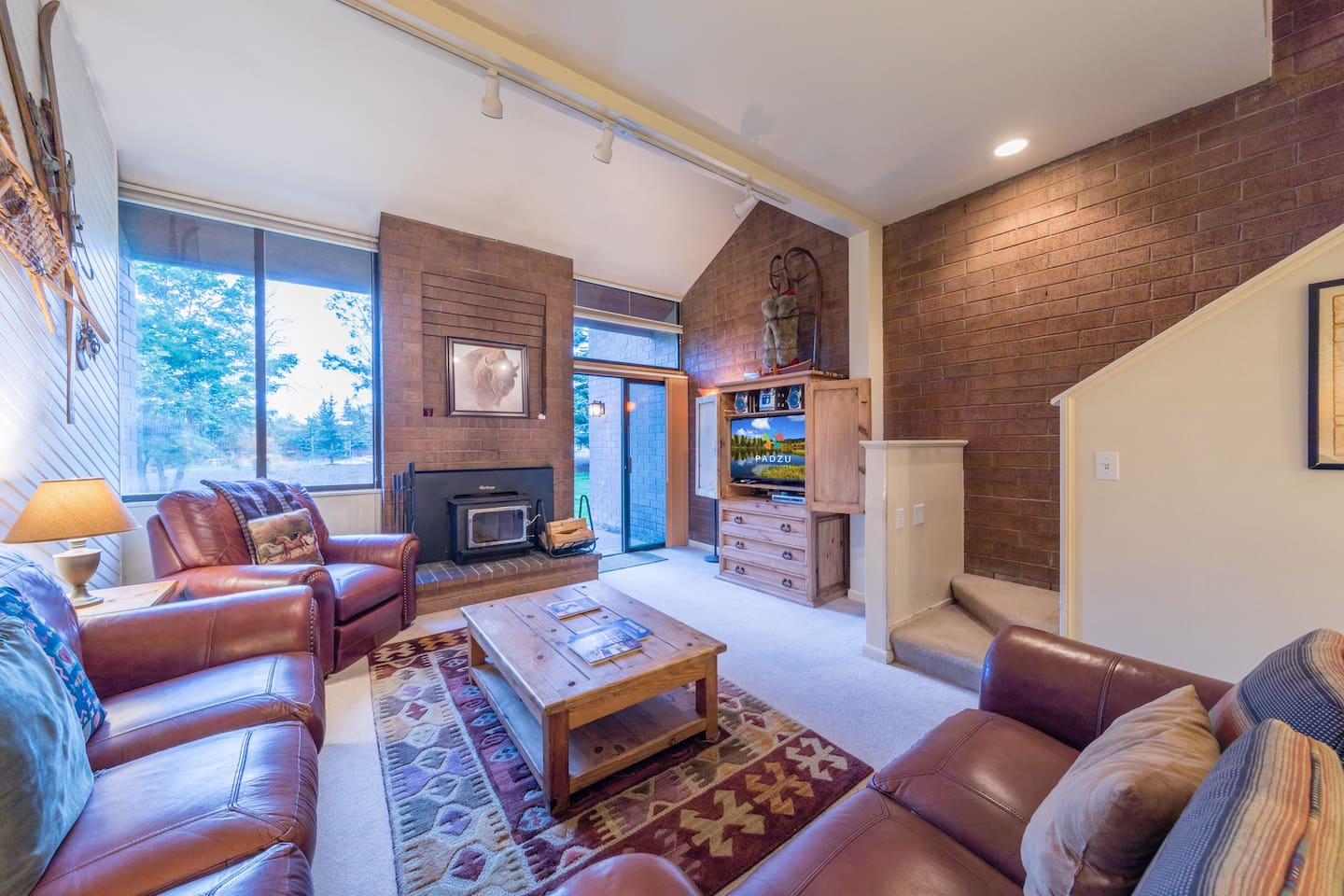 Come make yourself at home at this perfectly situated Park City vacation home