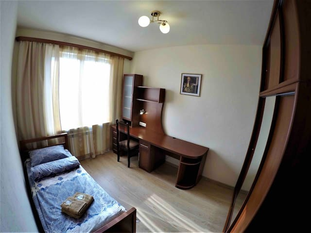 Cozy room № 1 -  to the center 8 min