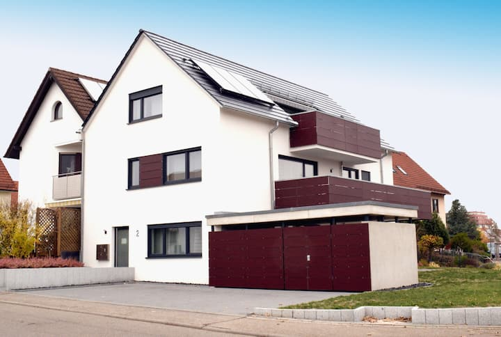 Modernes Apartment in Neckarsulm