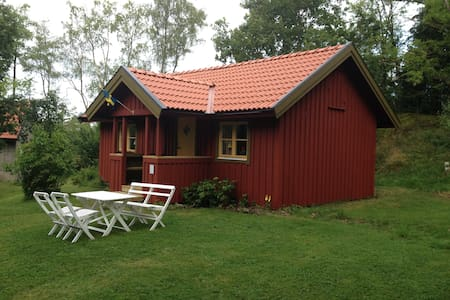 Nice cottage in the countryside near Borås