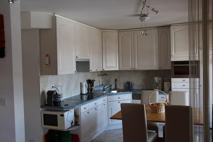Joli petit appartement pratique et confortable - Lens - Wohnung