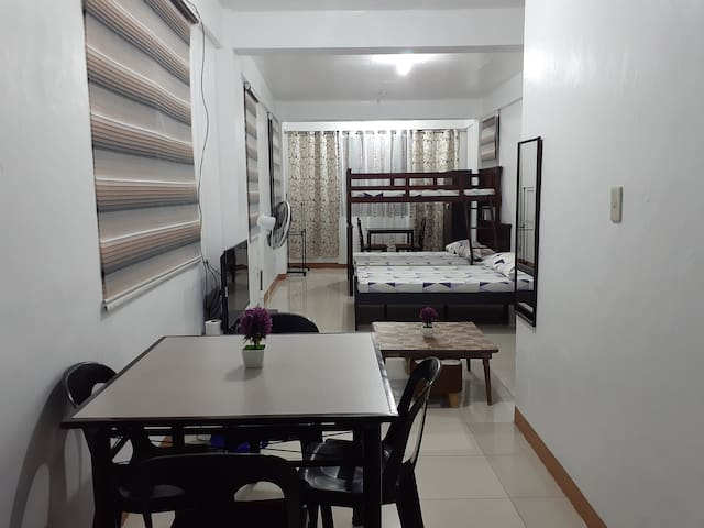 Budget studio type room good for groups in Calapan