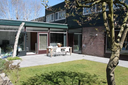 Family House with Garden - Woerden - Дом