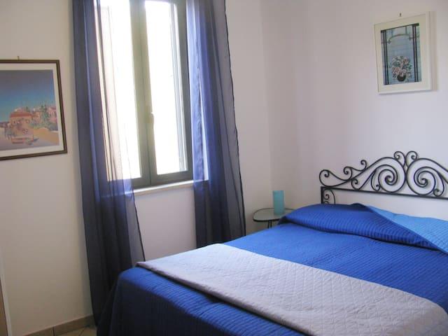 first bedroom  -camera matrimoniale