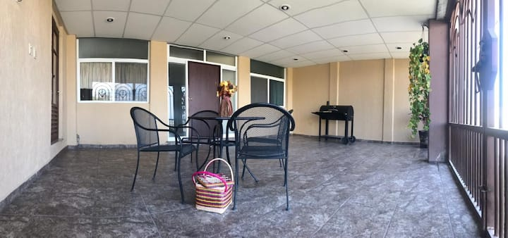 Linda posada Queretana - Cute Queretaro Lodge