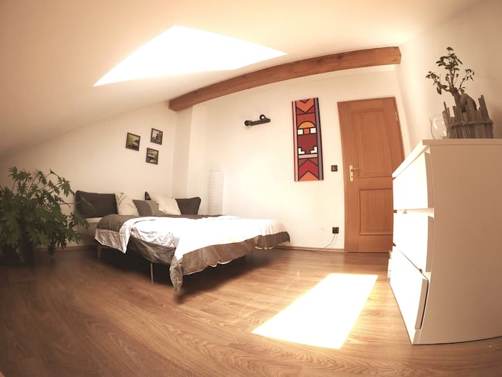 Cozy Guest Room close to S-Bahn