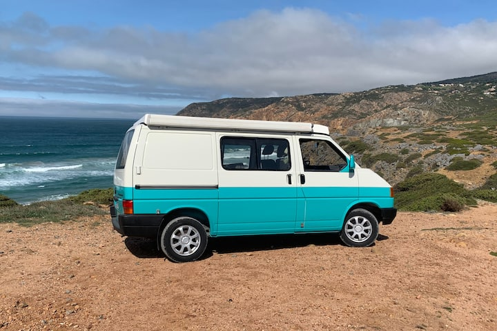 Camp with us! Fantastic van VW T4 for you