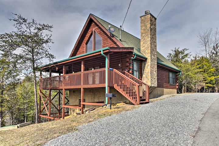 Family-Friendly Cabin in Douglas Lake Community!