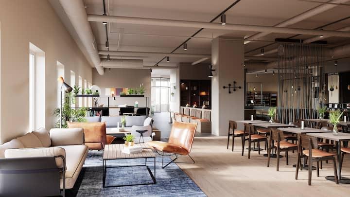 Long Stay rum på Comfort Hotel Kista