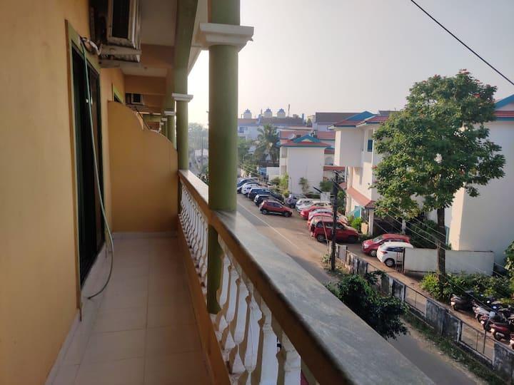 Single bedroom apartment riverside Cavelossim