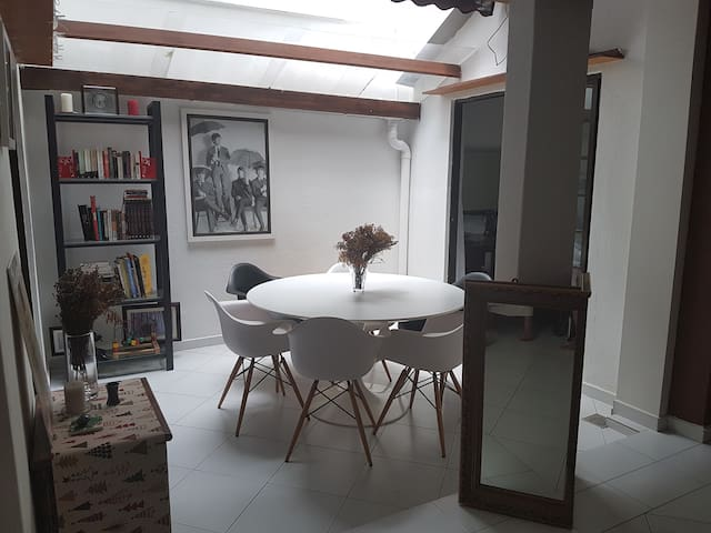Our cosy home in Central Singapore