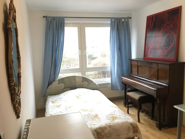 Ideal Room for Couples Close to the City Center - Berlin - Lejlighed