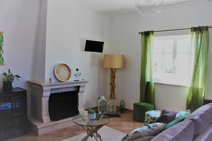 Great apartment in Meco beach, Sesimbra