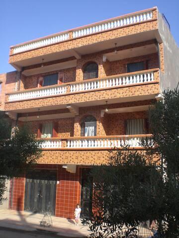 Sur corniche Oranaise (andalouses) - El Ansser - Haus