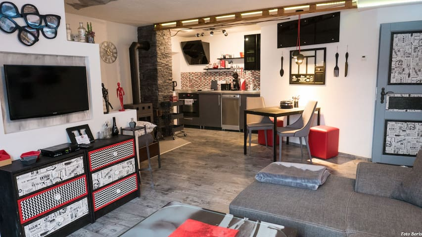 "Cozy studio ""Watzmann"" apartment"