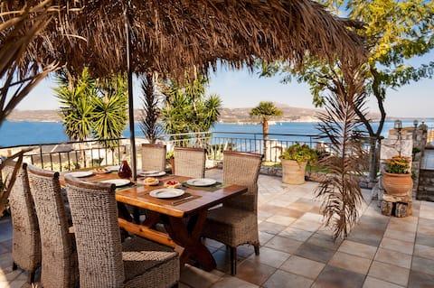 Villa Thalassea...Sea view luxury Villa