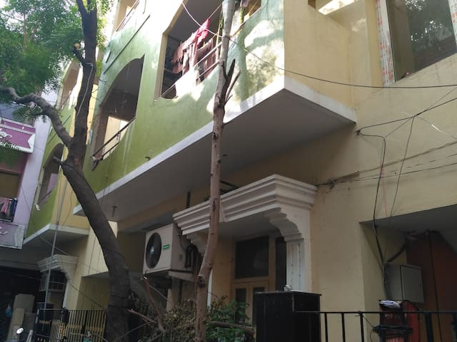 The Lovely Home,@ Saligramam, Chennai, India