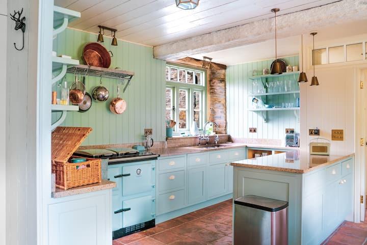 ☆ Barn Cottage ☆ hidden gem in ♥ of Dartmoor