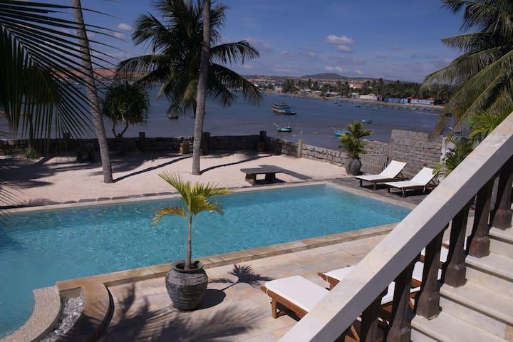 Top Asian holiday beach house. - Phan Thiet
