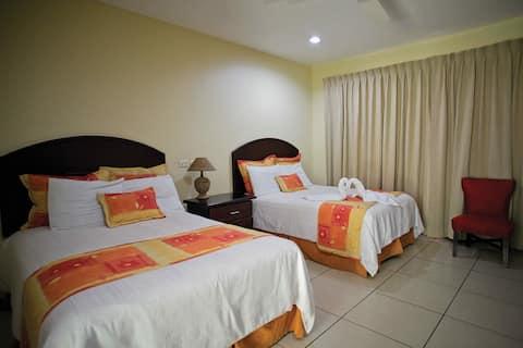 Habitación súper cómoda cerca de Cerro Pelado.
