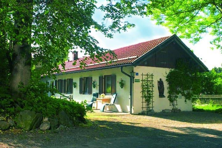 Gemütlicher Bungalow mit Garten - Oberammergau - House