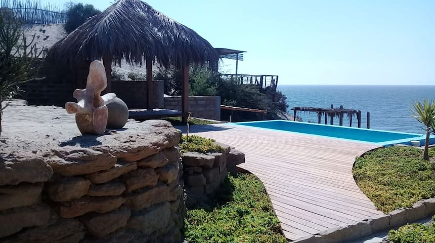 Panoramic Bungalow with private pool