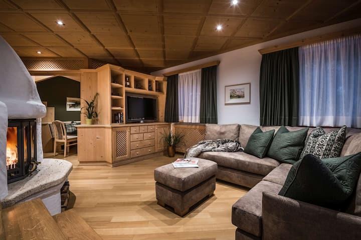 Luxury Apartment Ciasa Scjadu
