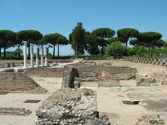 anfiteatro romano (Roman amphitheatre) location of scauri