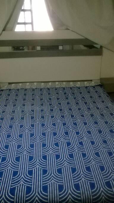 double bed / camas dobles / cama de casal