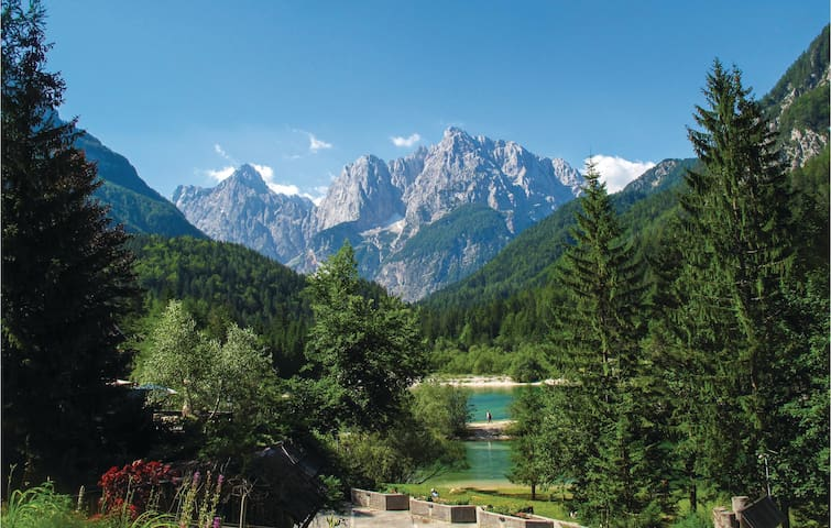 Holiday apartment with 3 bedrooms on 46 m² in Kranjska Gora