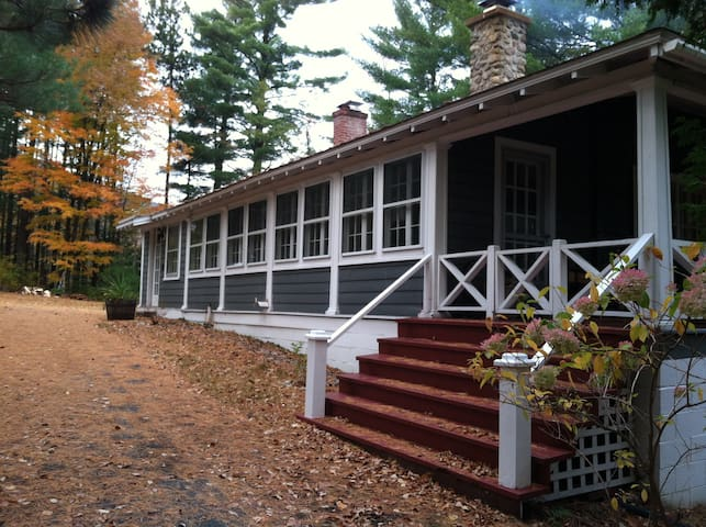 Whiteface Brookside Cottage - An Enchanting Escape