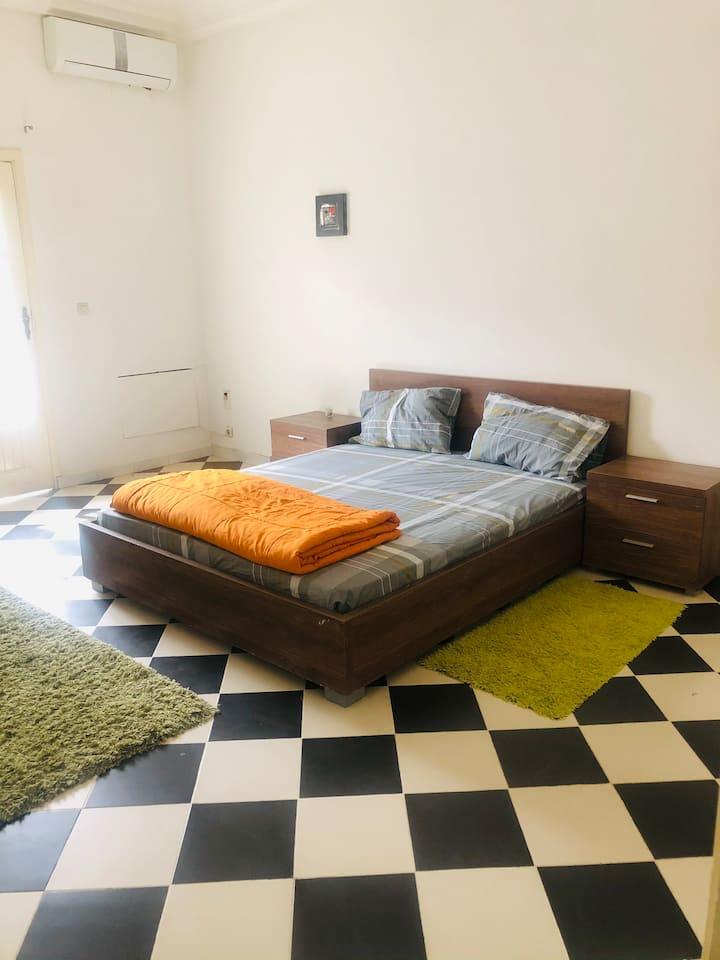 Charmante et cosy chambre au virage de Ngor