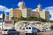 """""""Cascada del Hotel Nacional de Cuba!"""