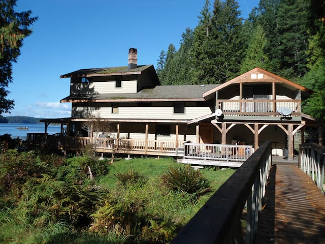 Emerald Cove Lodge (Entire Lodge)